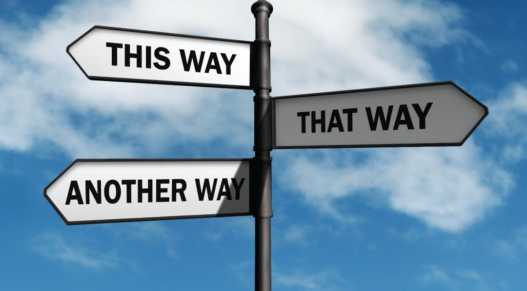 Settle Down: Deciding the Next Step in Your Career
