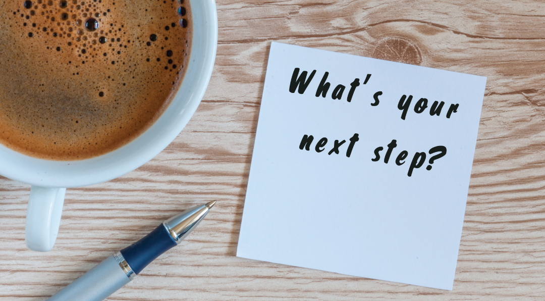 How Do You Determine the Next Step in Your Career?