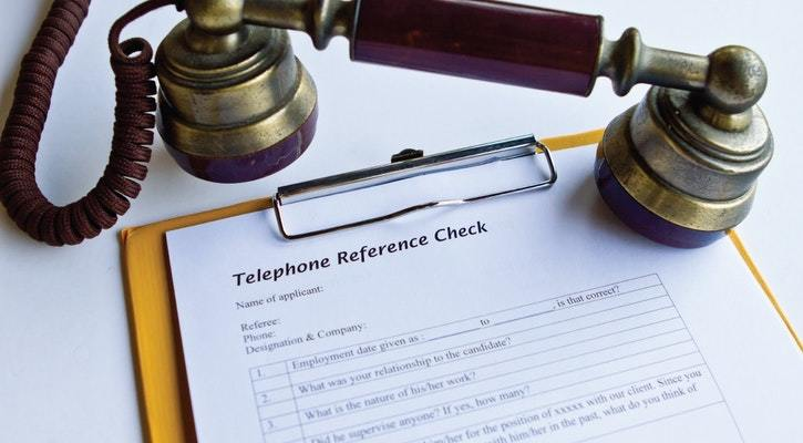 The Importance of Reference Checking